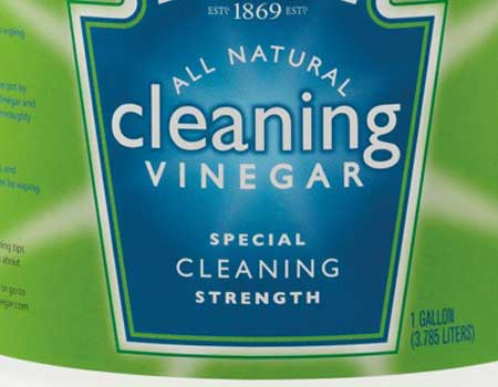 A Maid Service Cleaning with Vinegar — Really