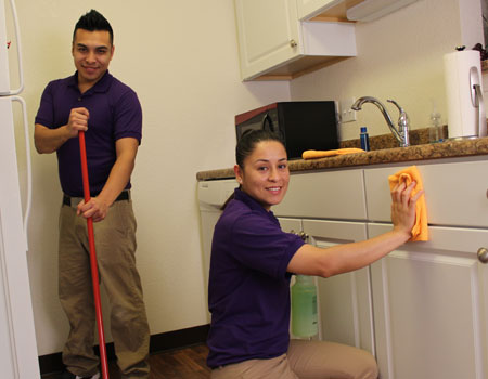 Make an Impact with Deep House Cleaning