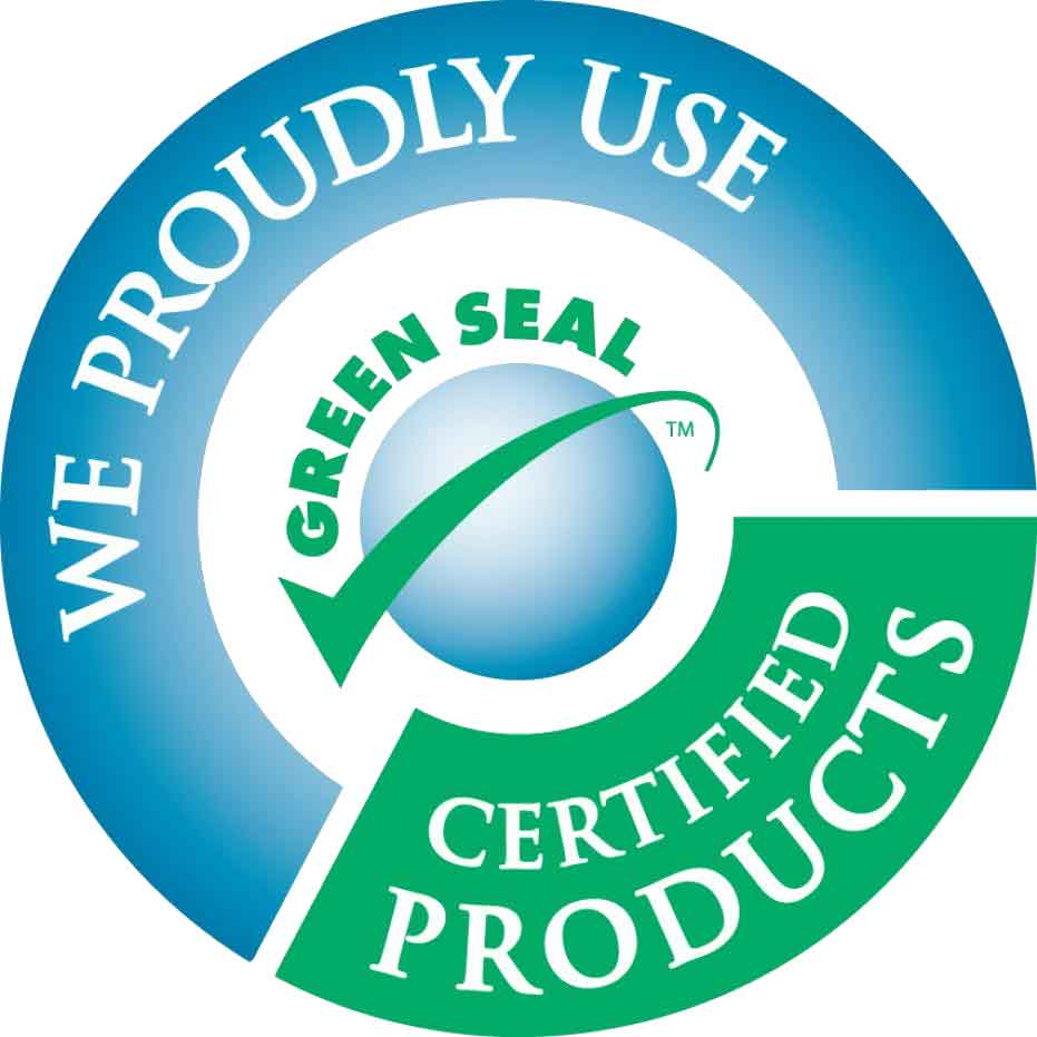 Green Seal approved products