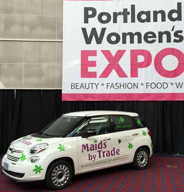 Proud Sponsor of the Portland Women's Expo