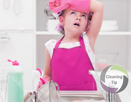 Cleaning and Age Appropriate Chores from Maids by Trade