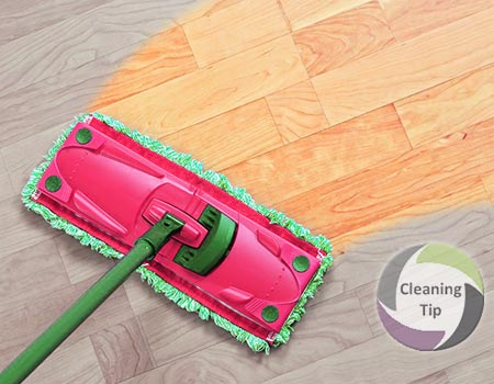 How To Clean Laminate Floors Maids By Trade