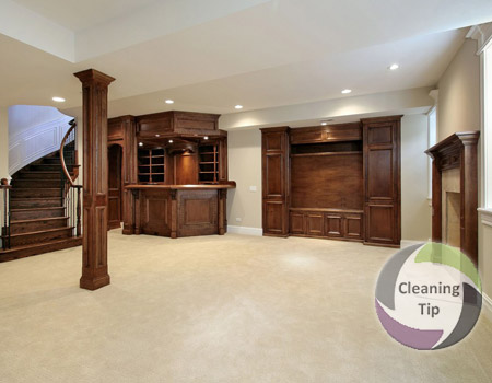 How To Get A Clean Basement
