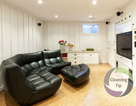 Nice How To Get A Clean Basement. Cleaning Tips From Maids By Trade