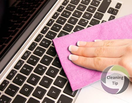 How to Clean a Computer. Clean computer