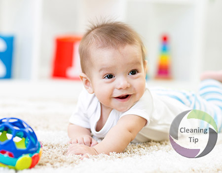 How to Keep a Clean House with a Baby