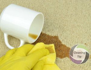 How to Remove Coffee Stains