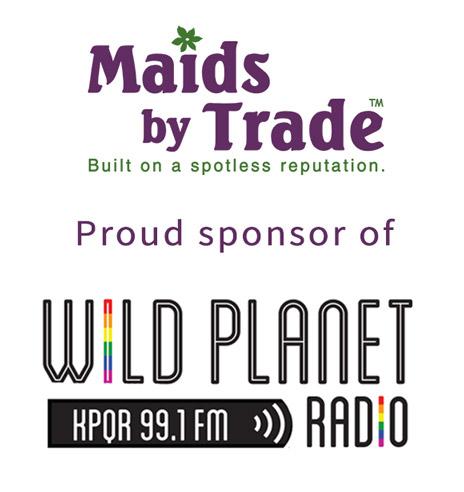 Proud Sponsor of Wild Planet Radio