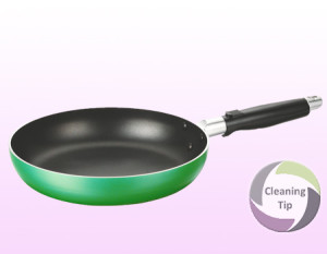 How to Clean Nonstick Pans
