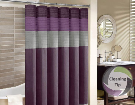 How To Clean Shower Curtains