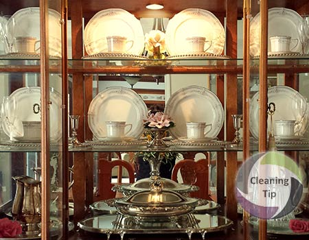 How To Clean A China Cabinet Maids By Trade