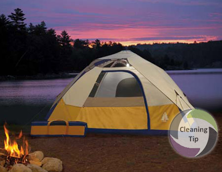 clean tent The gear you bring to the Great Outdoors is definitely going to get dirty. Your tent especially will look worse for wear after a weekend c&ing ... & Quick steps to Have a Clean Tent | Maids By Trade