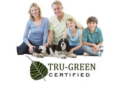 Tru Green System used by Maids by Trade