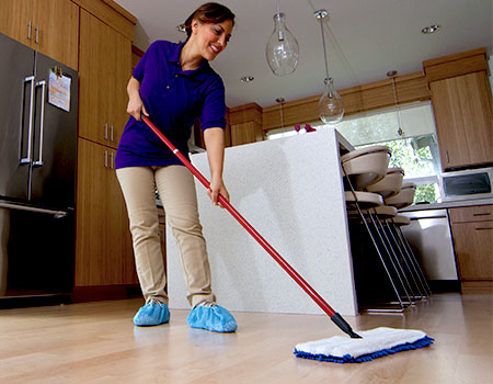 How To Clean The Kitchen Floor