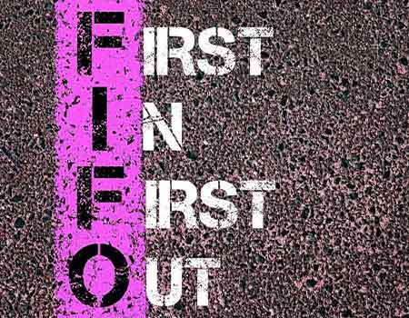 FIFO: First In First Out. The Best Cleaning Method!