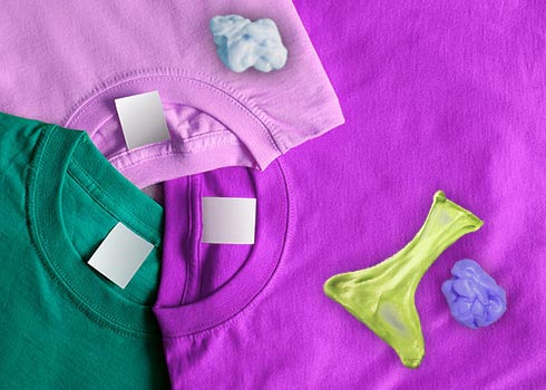 Clean Sticky Candy Out of Your Clothes