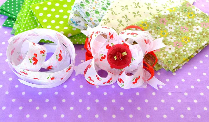 How to Clean All Types of Hair Ribbons by hand