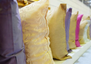 Cleaning Decorative Pillows. A Task Worth Fighting For!