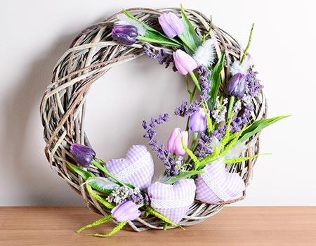 how to clean decorative wreaths - Decorative Wreaths