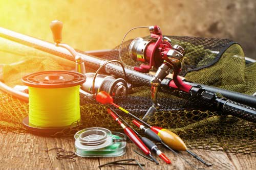 How to Clean Fishing Gear