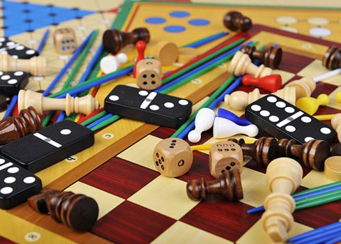 How to Organize Your Board Games