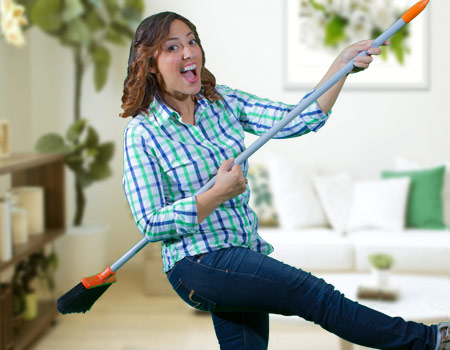 Stress-Free Housecleaning Done Right!