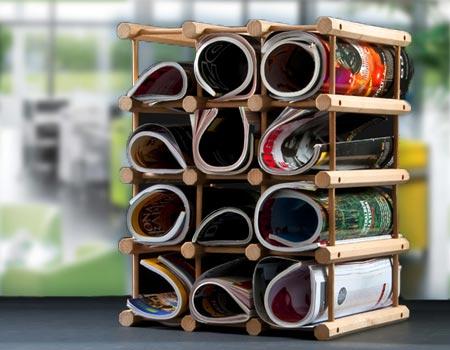 Repurposing: Amazing Uses For Magazine Holders