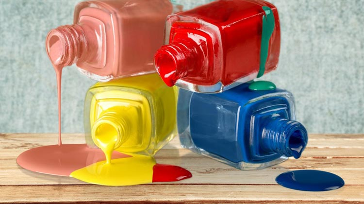Nail Polish Spills Quick And Practical Cleaning Up Tips