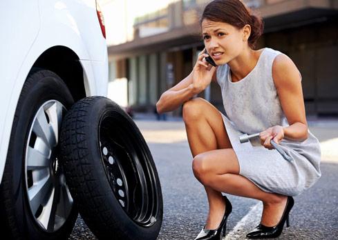 Repairing Flat Tires